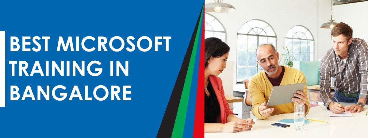 Microsoft Training in Bangalore